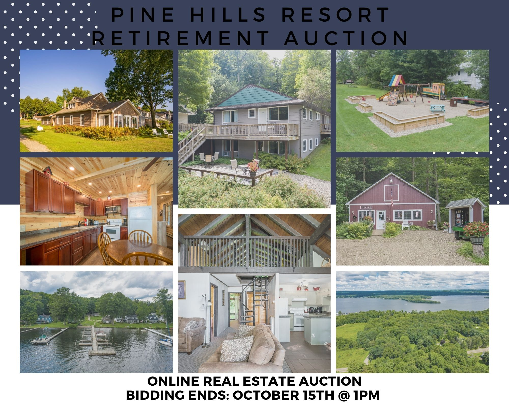 Pine Hill Cottages 10/15