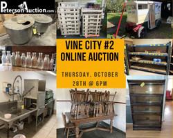 Vine City #2 Online Auction