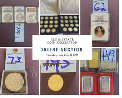 Gloss Estate Coins