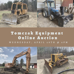 Tomczak Equipment