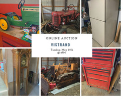 Vistrand Online Auction
