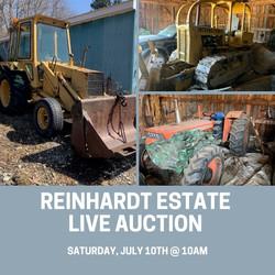 Reinhardt Estate WIX