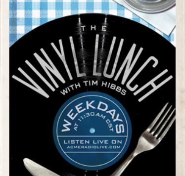 Tim Hibbs - Tony Brown: 718 The Vinyl Lunch