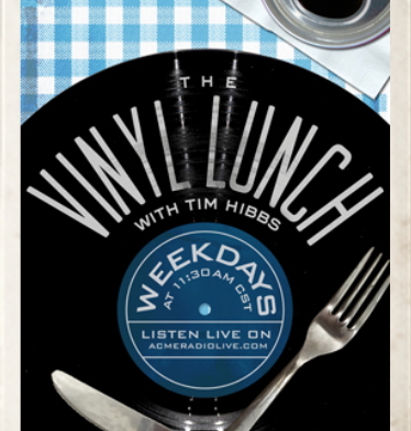 Tim Hibbs - Tony Brown: 718 The Vinyl Lunch