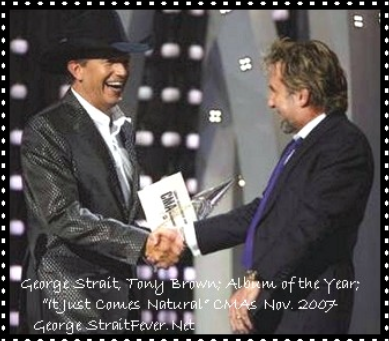 Tony Brown and George Strait. A Lifetime Of Hits