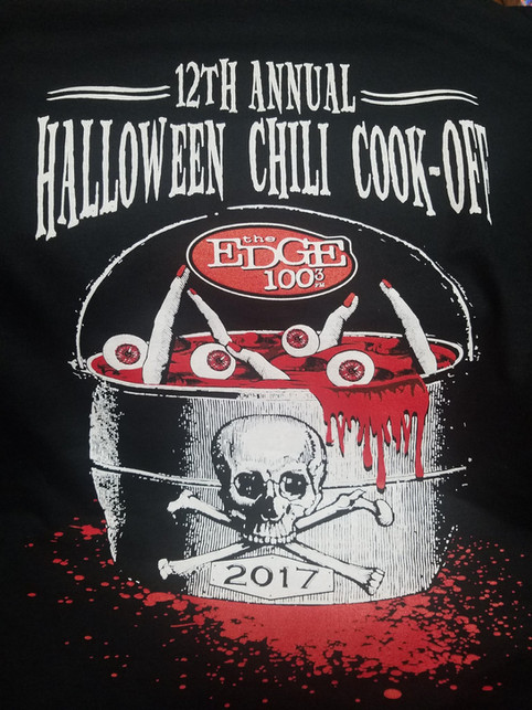 Stays In Vegas Wins 3rd Place in 100.3 The Edge Chili Cook-off