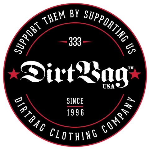 New Endorsement - Dirtbag Clothing
