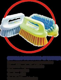 cepillo de mano con manija plancha