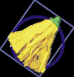 mopa sintetica dibujo