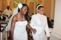 Jenique and Tamika Wedding