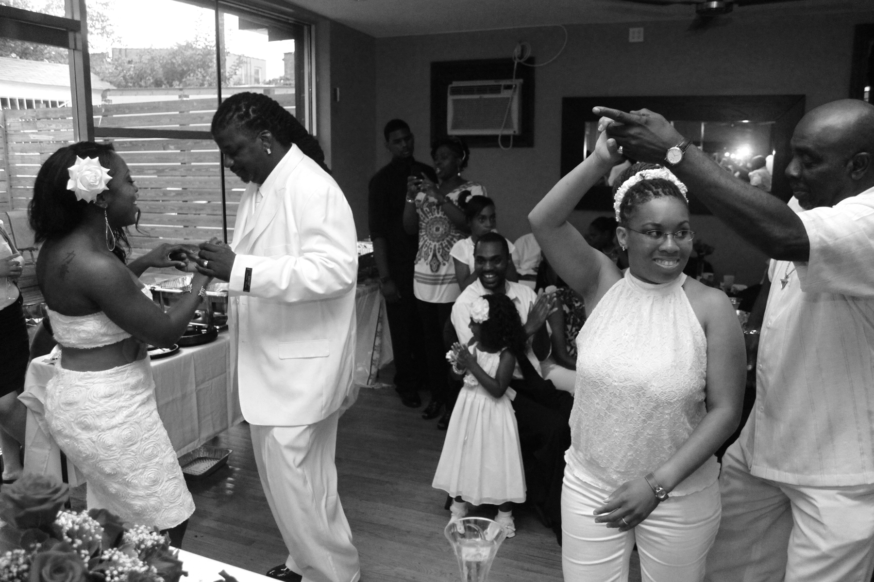 Jenique and Tamika Wedding