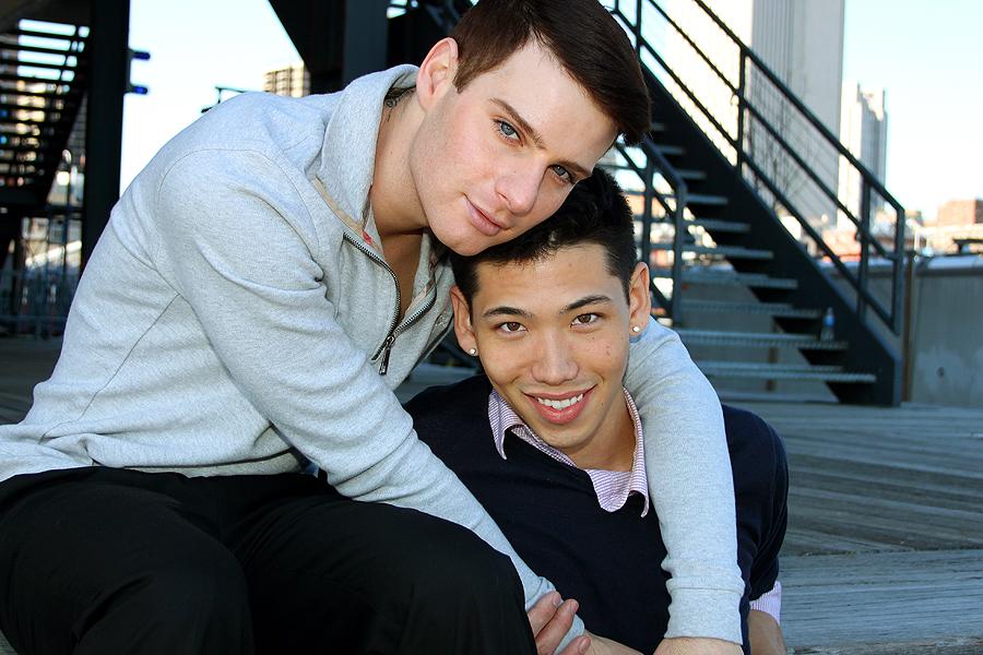 Daniel and Michael