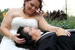 Tammy and Maria Wedding
