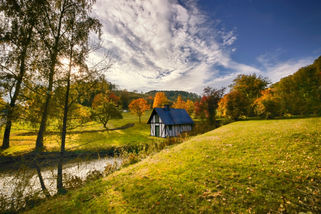 Goldener Herbst im Heestal K.H.Althaus.j