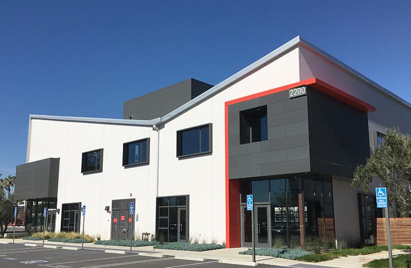 Coastal Ortho Advanced Orthopedics building in El Segundo, CA