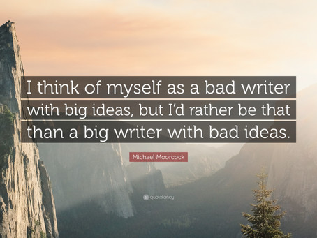 5 Things You Should Do to Become a Terrible Writer by Mint Miller