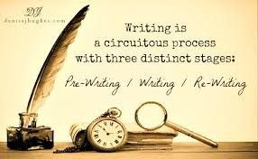 PRE-WRITING: What is it? And how can it help your writing? By Belinda Missen