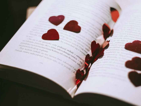 5 Books To Read This Valentines Day!