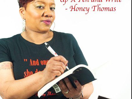 Spring Author Feature: Honey Thomas