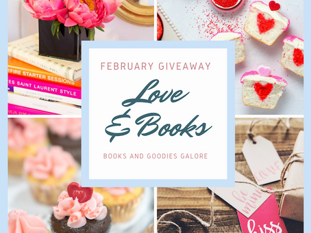 Love & Books Giveaway From Firefly Hill Press!