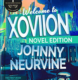 Intriguing Sci-Fi Novel by Debut Author Johnny Neurvine