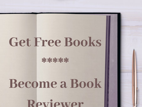 Want Free Books? How To Become A Book Reviewer.