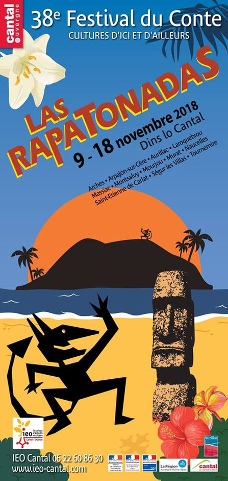 Au Festival Las Rapatonadas !
