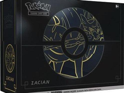 Pokemon Sword & Shield Elite Trainer Box PLUS - Zacian