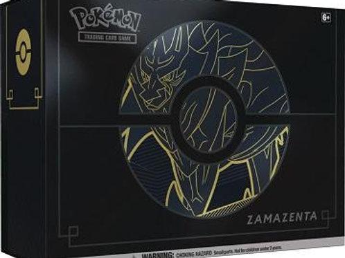 Pokemon Sword & Shield Elite Trainer Box PLUS - Zamazenta