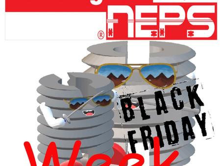 BLACK FRIDAY WEEK (50%off)
