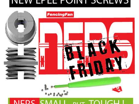 BLACK FRIDAY en la tienda de FencingFan NEPS !