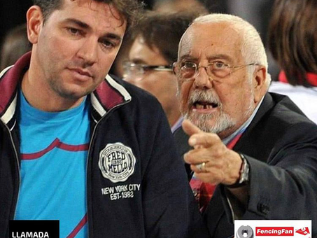 PODCAST Llamada a Pista: EPISODIO 85:  Hasta siempre Antonio Di Ciolo!