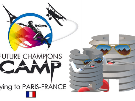 FencingFan NEPS Partnerhip with Future Champions Camp
