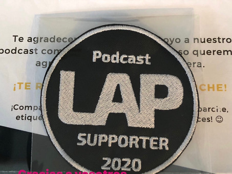 Thanks LAP Podcast !