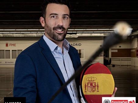J L Abajo Pirri. Entrevista en Llamada a Pista. Oferta NEPS episodio 86.