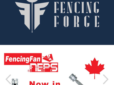 FENCING FORGE con FencingFan NEPS
