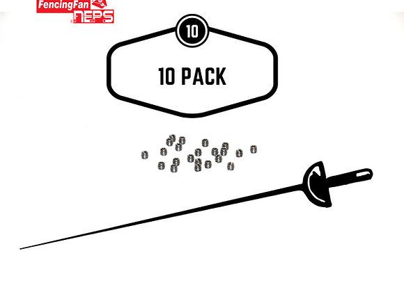 1 NEPS bag ( 10 x epee NEPS screws)