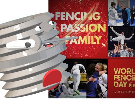 CELEBRATING   World Fencing Day 2020 !