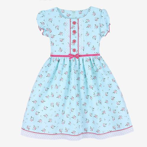"""Платье """"Мелкие розочки"""""""