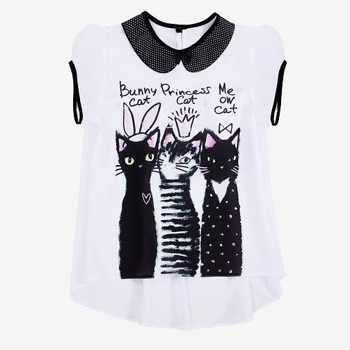 """Блузка """"Cat"""""""
