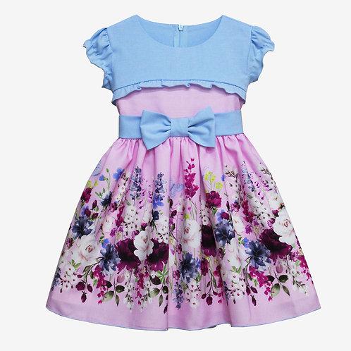 "Платье ""Цветущий луг"""
