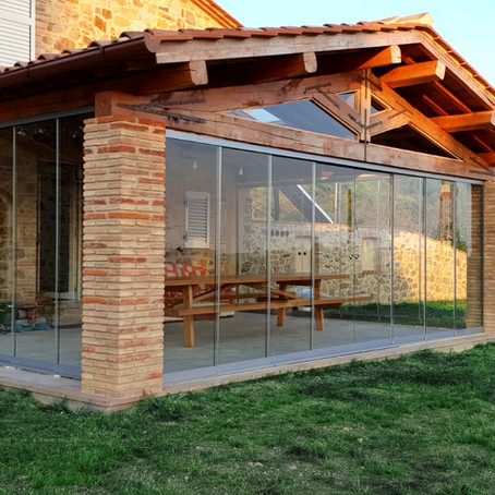 Cosa sono le vetrate in Linea