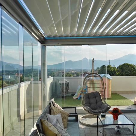 Risparmiare energia con le serre solari