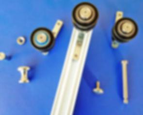 Accessori per Vetrate Panoramik in acciaio inox