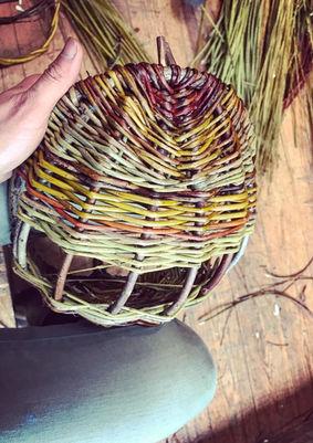 Basket Weaving with Linda Limeux