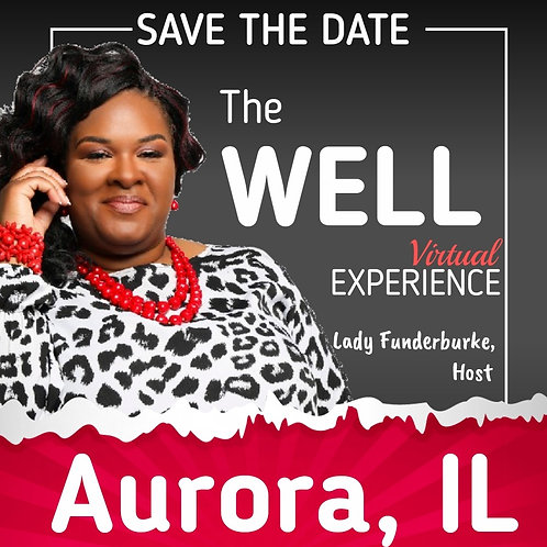 Friday Night - In-Person - The Well Experience 2021