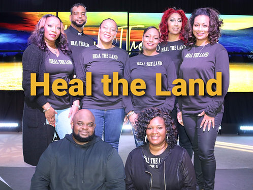 Heal the Land by Booker T. Productions featuring Pastor Sylvarena Funderburke
