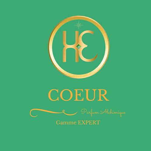 """Parfum Alchimique """"Ouverture du Coeur"""" - 30ml"""
