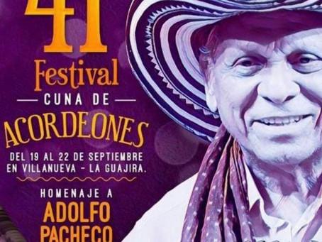 Festival Cuna de Acordeones Por Telecaribe