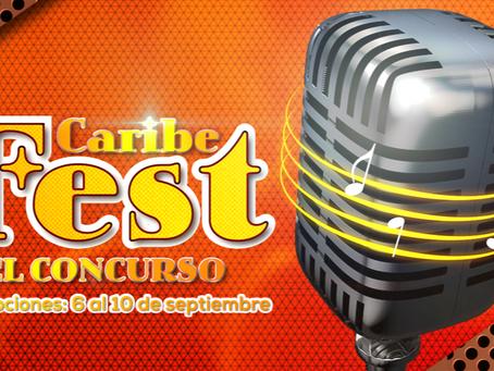Concurso Caribe Fest 2019